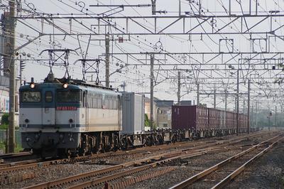 951列車 EF65 1138