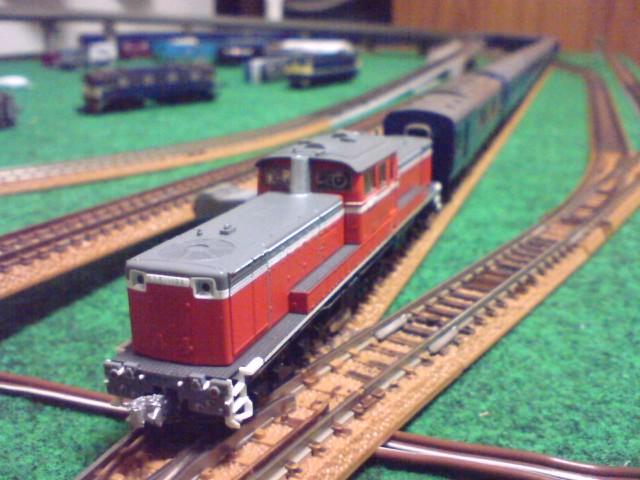 機関車馬力試験 [N]